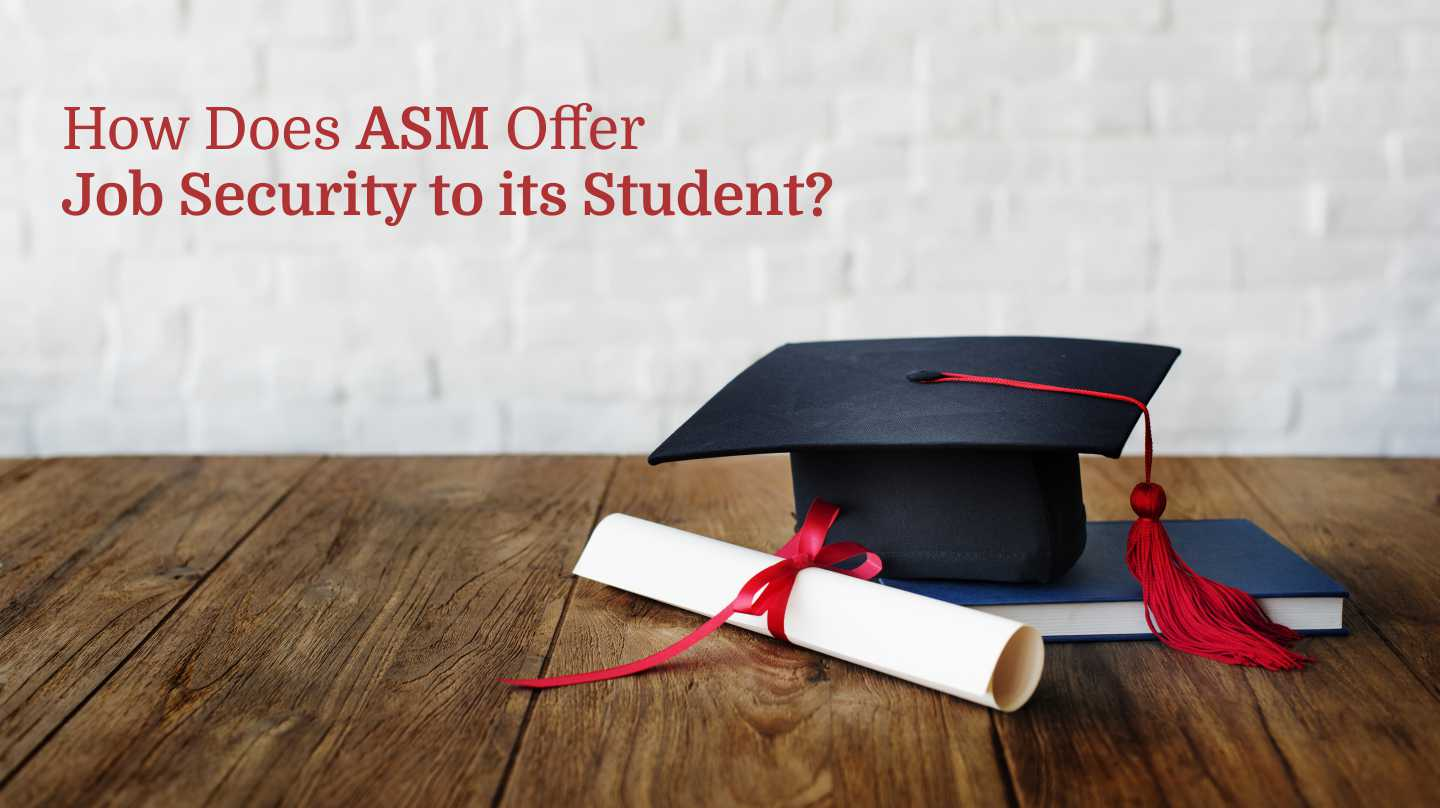 how does asm offer job security